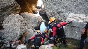 Canyoning-Ronda-Tajo de Ronda canyon near Ronda-6