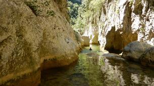 Canyoning-Saint-Paul-de-Fenouillet-Canyon des Gorges de Galamus dans les Pyrénées-4