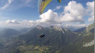 Paragliding-Annecy-Tandem paragliding above Annecy-6