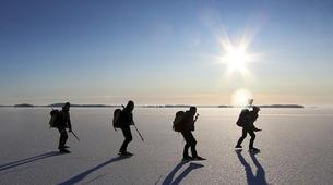 Ice Skating-Luleå-Ice skating in central Luleå-1