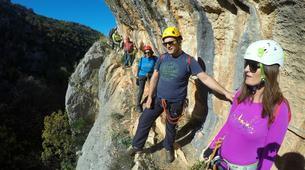 Via Ferrata-Split-Via ferrata in Čikola Canyon near Split-5
