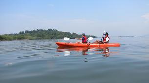 Kayak de mer-Singapour-Kayaking tour to Ketam Island from Pulau Ubin-1