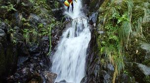 Canyoning-Mondim de Basto-Canyoning in Alvao Natural Park, near Porto-6