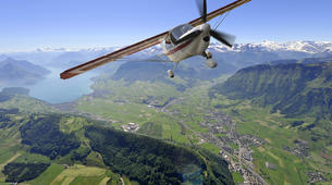 Scenic Flights-Lucerne-Scenic flight in the Swiss Alps, near Lucerne-1