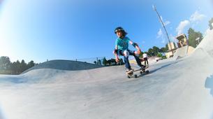 Skateboarding-Arcachon-Cours de Skateboard à Salles-1