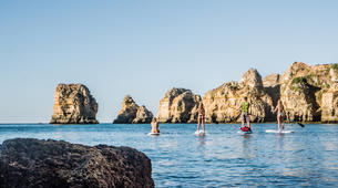 Stand Up Paddle-Lagos-Balades SUP à Lagos, Portugal-2