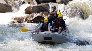 Rafting-Chiang Mai-Rafting on the Mae Taeng River near Chiang Mai-6