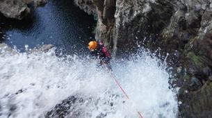 Canyoning-Ronda-Tajo de Ronda canyon near Ronda-10