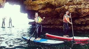 Stand Up Paddle-Lagos-Balade en SUP de Burgau jusqu'à Praia da Luz, près de Lagos-4