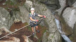 Via Ferrata-Mojstrana-Climbing via ferrata Mojstrana-4