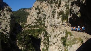 Canyoning-Saint-Paul-de-Fenouillet-Canyon des Gorges de Galamus dans les Pyrénées-1