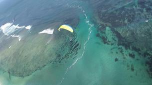 Paragliding-Nusa Dua-Tandem Paragliding flight from Timbis Beach around Nusa Dua, Bali-7