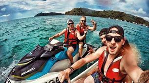 Jet Skiing-Langkawi-Jet skiing excursion to Dayang Bunting Island-4