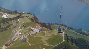 Scenic Flights-Lucerne-Scenic flight in the Swiss Alps, near Lucerne-3