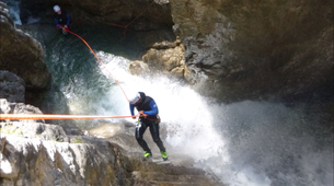 Canyoning-Lechtal-Canyoning in the Hochalpschlucht, Lechtal-4