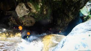 Canyoning-Granada-Canyoning adventure in Rio Verde, Granada-4