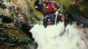 Canyoning-La Molina, Asturias-Pompedru canyon in La Molina near Llanes-4