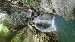 Canyoning-Annecy-Canyon of Montmin near Annecy-5