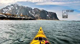 Kayaking-Lofoten-Kayak adventures in Eggum, Lofoten-2