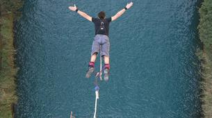 Bungee Jumping-Corinth-Bungee jumping in the Corinth channel, Greece-6