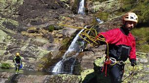 Canyoning-Mondim de Basto-Canyoning in Alvao Natural Park, near Porto-1