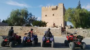 Quad biking-Limassol-Quad or Buggy excursions from Limassol, Cyprus-2