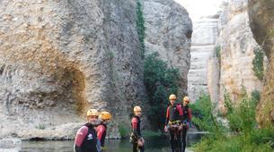 Canyoning-Ronda-Tajo de Ronda canyon near Ronda-7