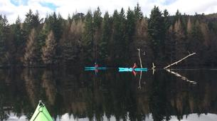Kayaking-Fort William-Guided kayaking excursion on the Great Glen Canoe Trail-2