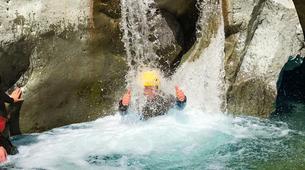 Canyoning-Morosaglia-Excursions Canyoning depuis Ponte Leccia en Haute-Corse-4