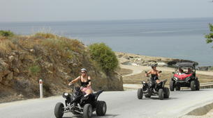 Quad biking-Paphos-Quad or buggy tour from Coral beach to Lara Bay, Paphos-5