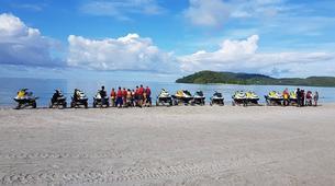 Jet Skiing-Langkawi-Jet skiing excursion to Dayang Bunting Island-3