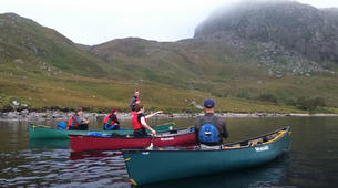 Kayaking-Fort William-Guided canoeing excursion on the Great Glen Canoe Trail-2