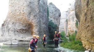 Canyoning-Ronda-Tajo de Ronda canyon near Ronda-4