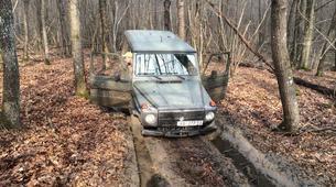 4x4-Karlovac-Off-Road Jeep Tour in Kamensco near Karlovac-4