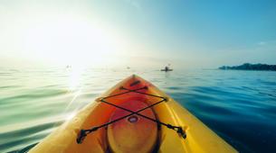 Sea Kayaking-L'Île-Rousse-Sea kayaking excursion from Lozari Beach, Corsica-3