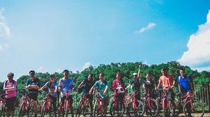 Mountain bike-Singapore-Mountain biking trip in Pulau Ubin, Singapore-1
