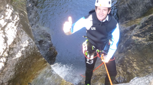 Canyoning-Lechtal-Canyoning in the Stuibenfälle, Lechtal-2