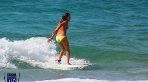 Surfing-Larnaca-Private Surf Lesson in Softades near Larnaca-4