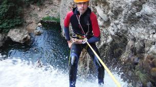 Canyoning-Ronda-Tajo de Ronda canyon near Ronda-5