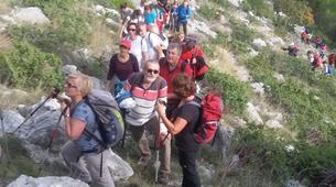 Hiking / Trekking-Split-Hiking in the Kozjak Mountains near Split-3