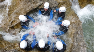 Canyoning-Lechtal-Canyoning in the Stuibenfälle, Lechtal-3