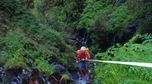 Canyoning-Mondim de Basto-Canyoning in Alvao Natural Park, near Porto-5