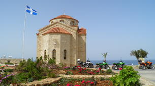 Quad biking-Paphos-Quad or buggy tour from Coral beach to Lara Bay, Paphos-3