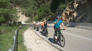 Mountain bike-Omis-Bike tour in Omis, Dalmatia-3
