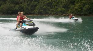 Jet Skiing-Langkawi-Jet skiing excursion to Dayang Bunting Island-2