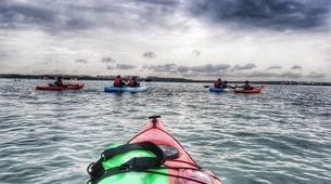 Kayak de mer-Singapour-Kayaking tour to Ketam Island from Pulau Ubin-4