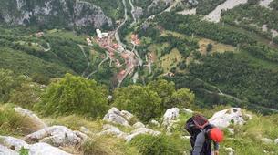 Via Ferrata-Ramales de la Victoria-Via ferrata El Caliz in Ramales de la Victoria, Cantabria-5