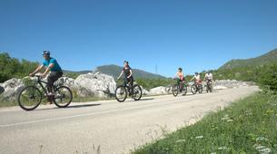 Mountain bike-Omis-Bike tour in Omis, Dalmatia-5
