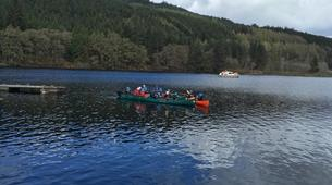 Kayaking-Fort William-Guided canoeing excursion on the Great Glen Canoe Trail-4
