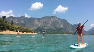 Stand up Paddle-Chalong-SUP coastal excursion in Phuket-6